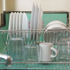 Be smart about dishwashing